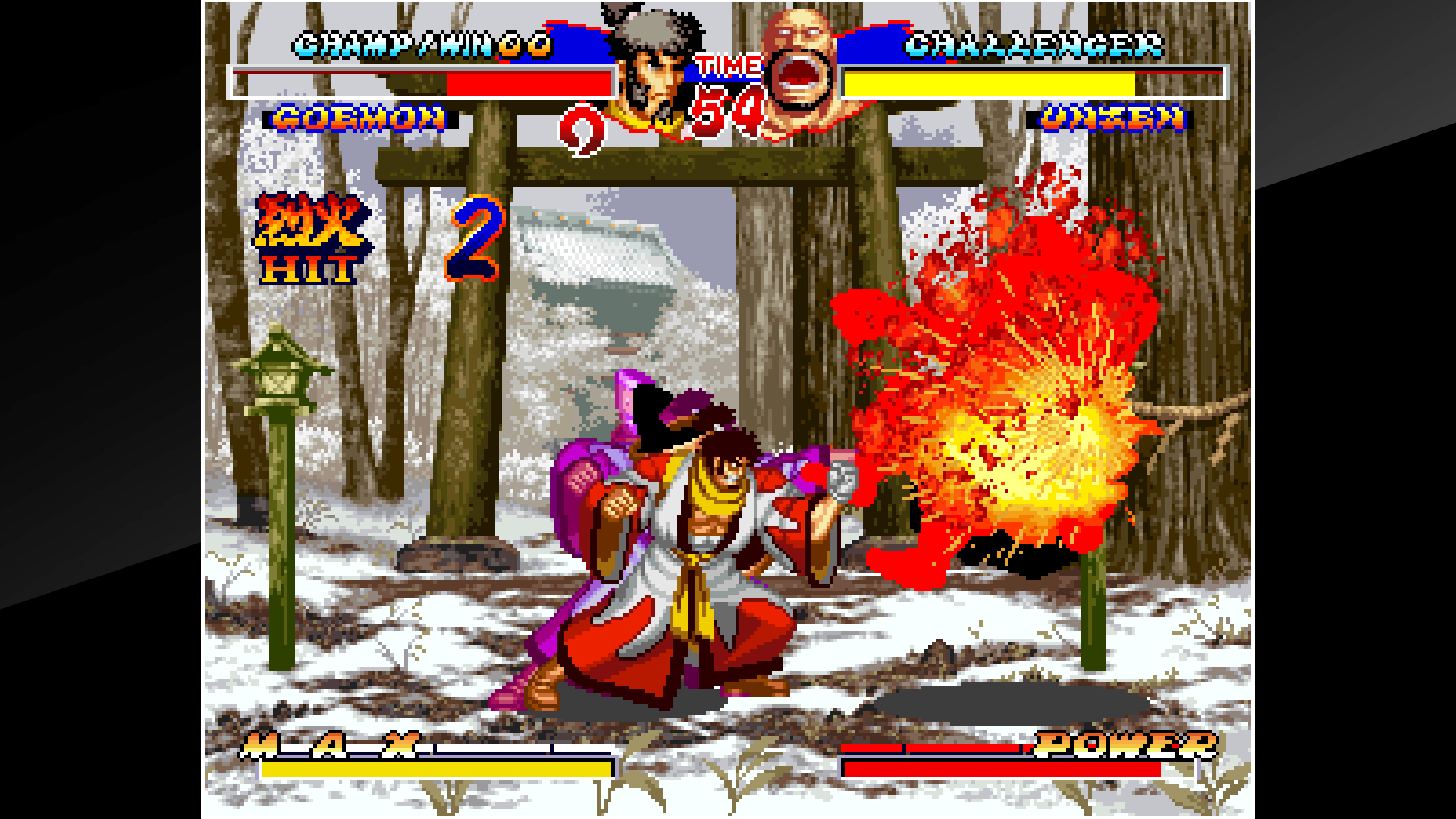 ACA NEOGEO NINJA MASTER'S on PS4 - Official PlayStation ...