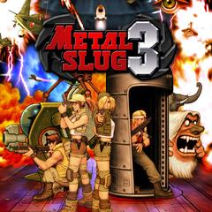 METAL SLUG 3 (PS Vita)