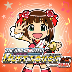 THE IDOLM@STER MUST SONGS RED VERSION
