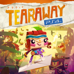 Tearaway® PlayStation®4