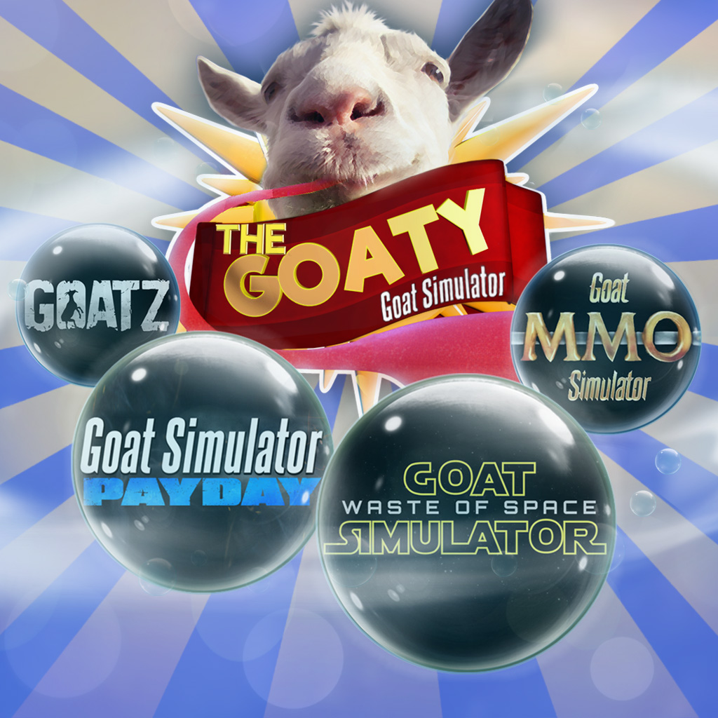 『Goat Simulator: The GOATY』発売記念セール!