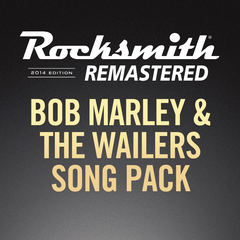 Rocksmith® 2014 - Bob Marley & The Wailers Song Pack