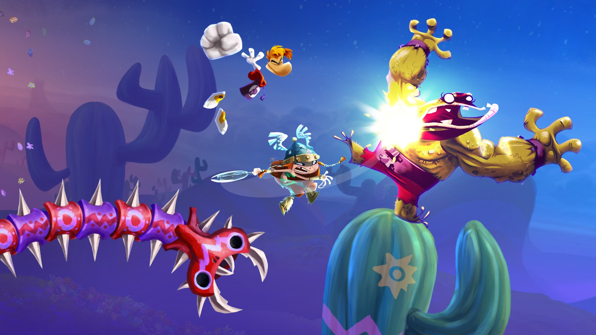 Download Rayman Legends Xbox 360 ISO Free Full