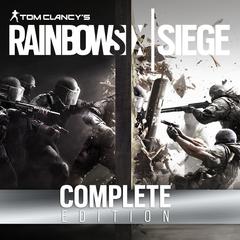 Tom Clancy's Rainbow Six Siege Edição Completo