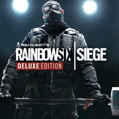Tom Clancy's Rainbow Six Siege Deluxe Edition for PS4 — buy