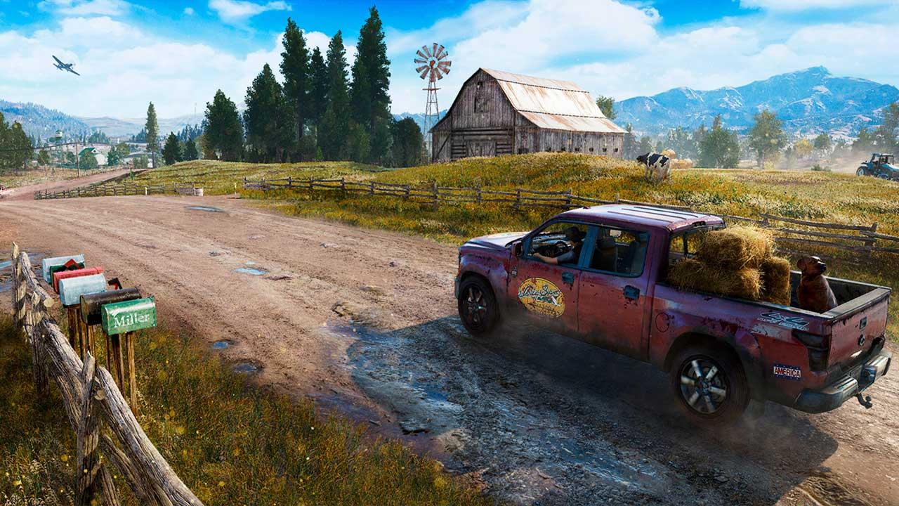 Скриншот №3 к Far Cry 5 Gold Edition