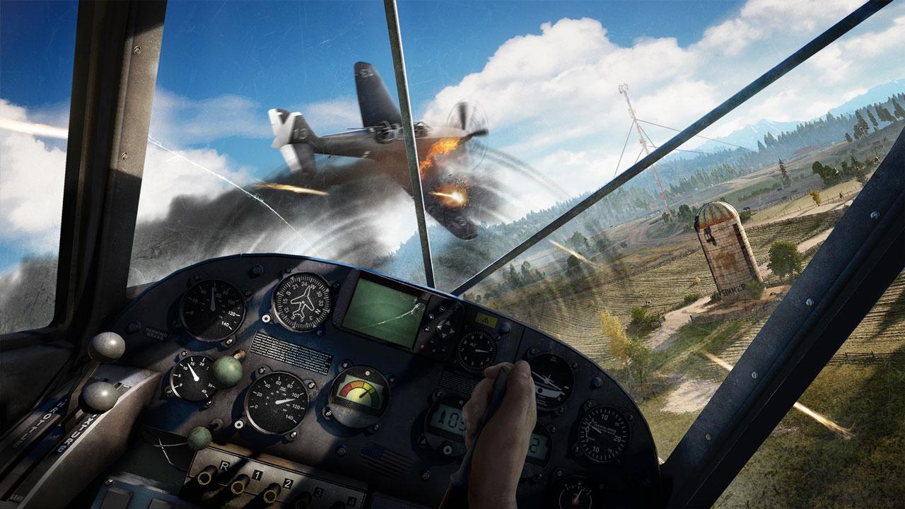 Скриншот №2 к Far Cry 5 Gold Edition