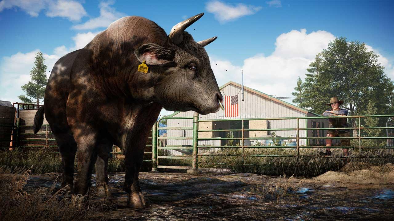 Скриншот №1 к Far Cry 5 Gold Edition