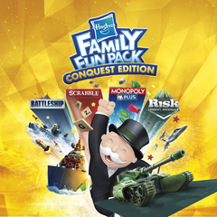 Hasbro Family Fun Pack - Conquest Edition