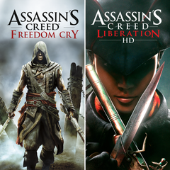Assassin's Creed® Liberation HD and Freedom Cry Bundle