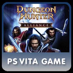 Dungeon Hunter Alliance PS Vita