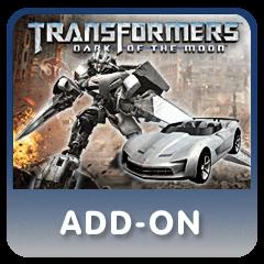 Transformers 3: Dark Of The Moon Sideswipe Character Add-On