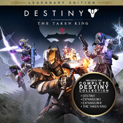 Destiny: The Taken King - Digital Legendary Edition