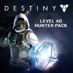 Destiny - Level 40 Hunter Pack