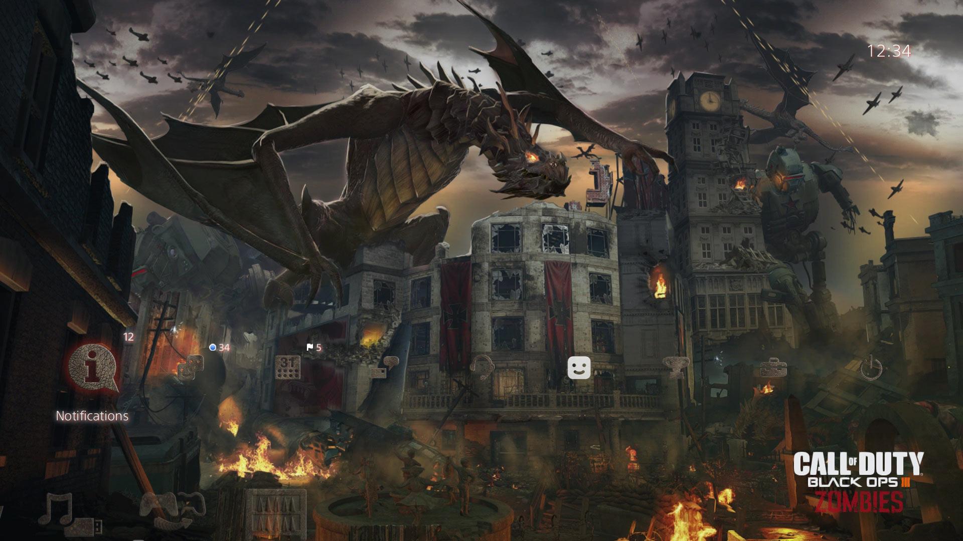 Black Ops 3 DLC 3 Zombie Map: Gorod Krovi in Stalingard | NeoGAF