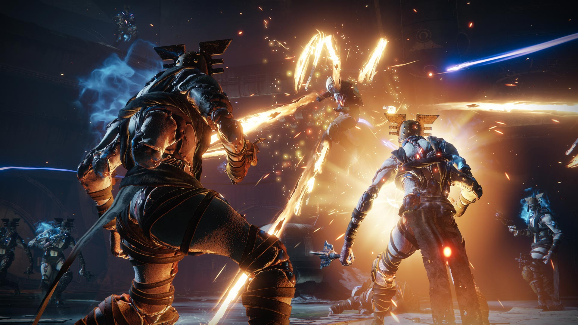Скриншот №3 к Destiny2 Легендарное издание