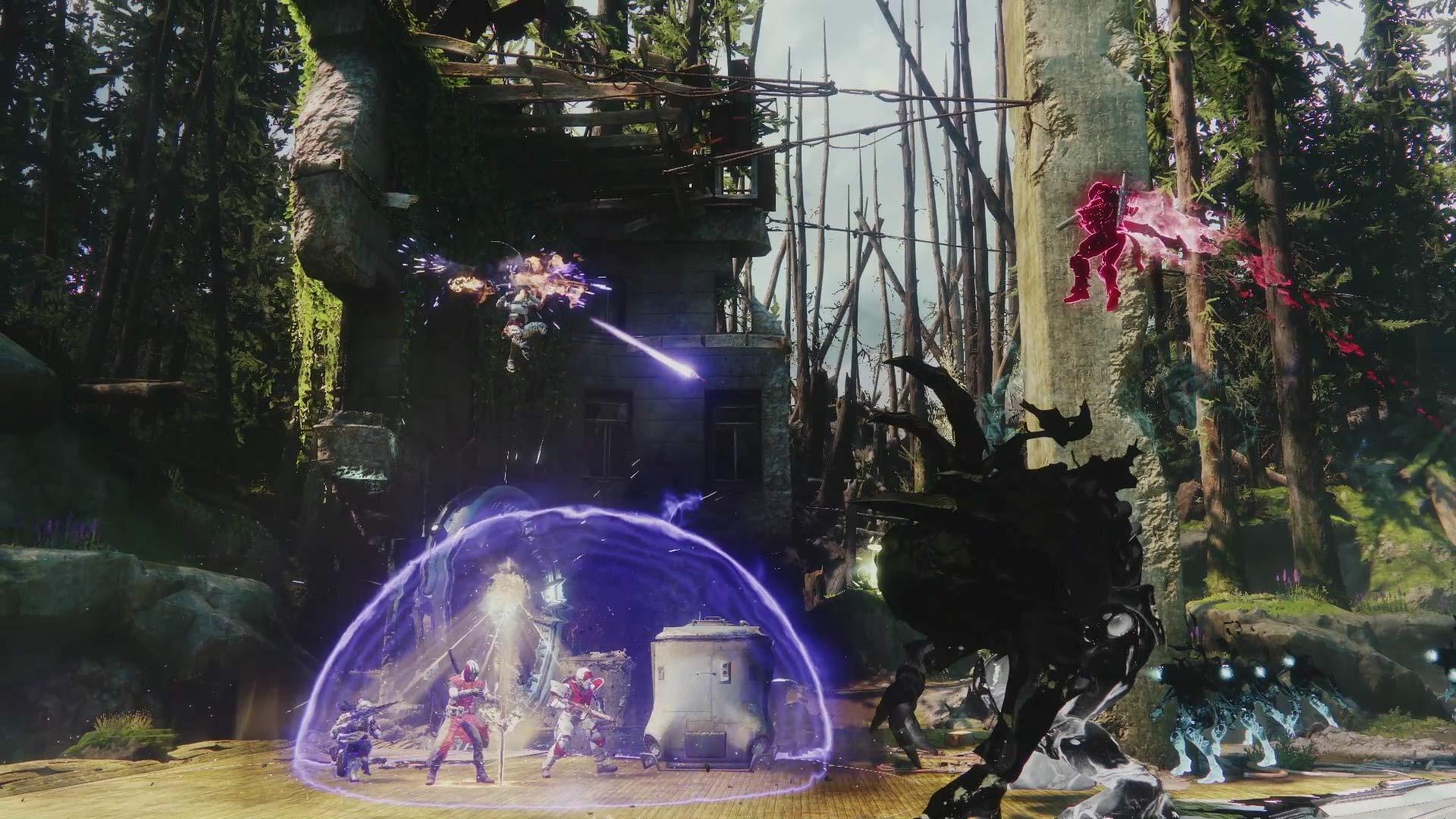 Скриншот №7 к Destiny 2 Отвергнутые