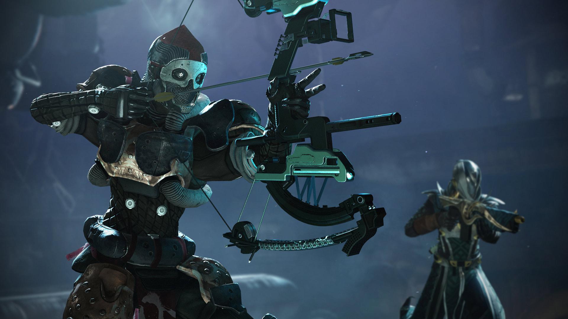 Скриншот №1 к Destiny2 Легендарное издание