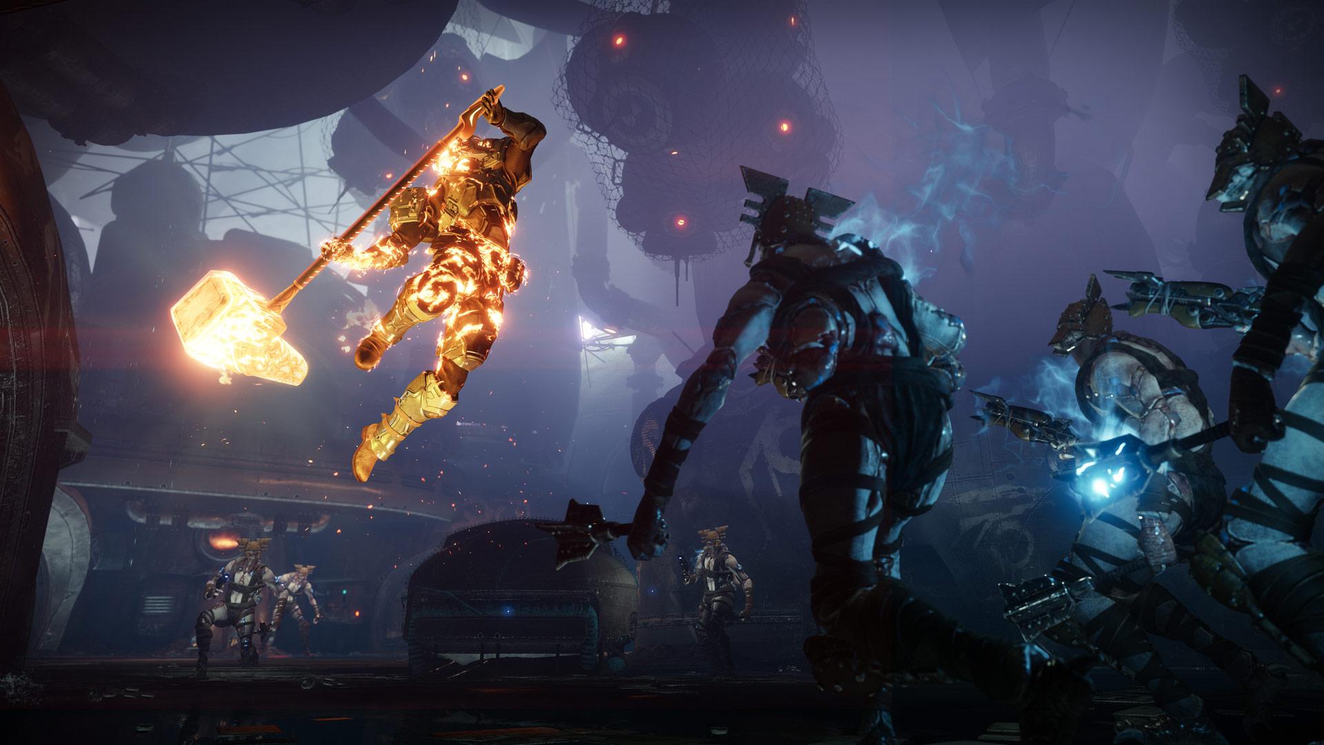 Скриншот №4 к Destiny 2 Отвергнутые