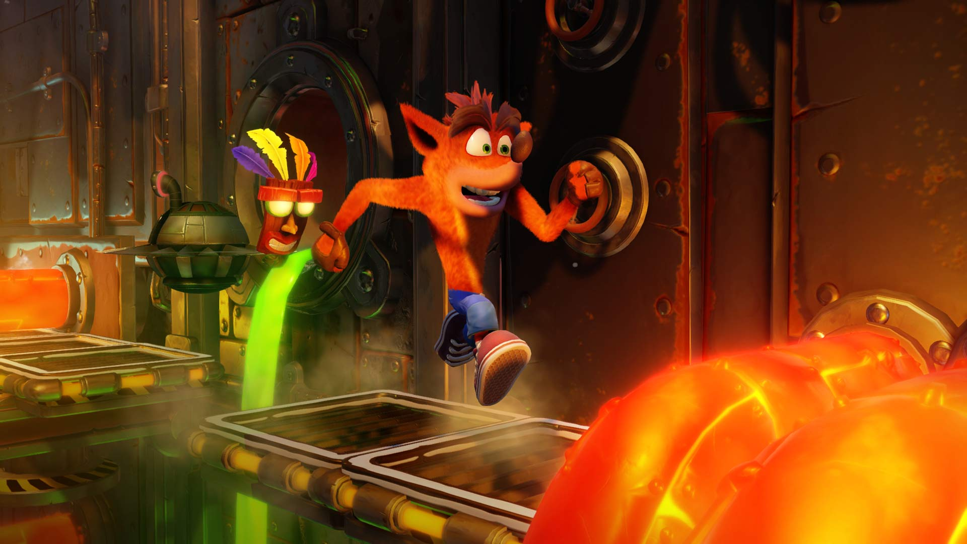 Crash Bandicoot Playstation 4