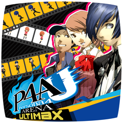 Get 40% off Persona 4 Arena Ultimax for PS3 [Sep 10