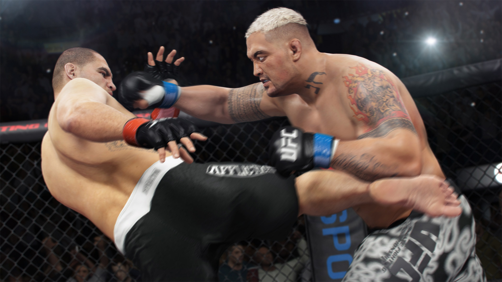ea sports ufc on ps4 official playstation�store us