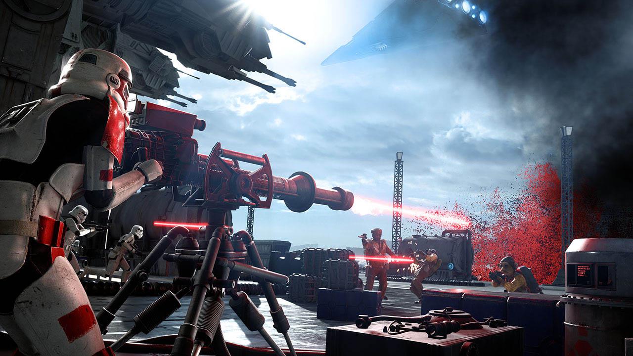 Resultado de imagem para Star Wars Battlefront Ultimate Edition