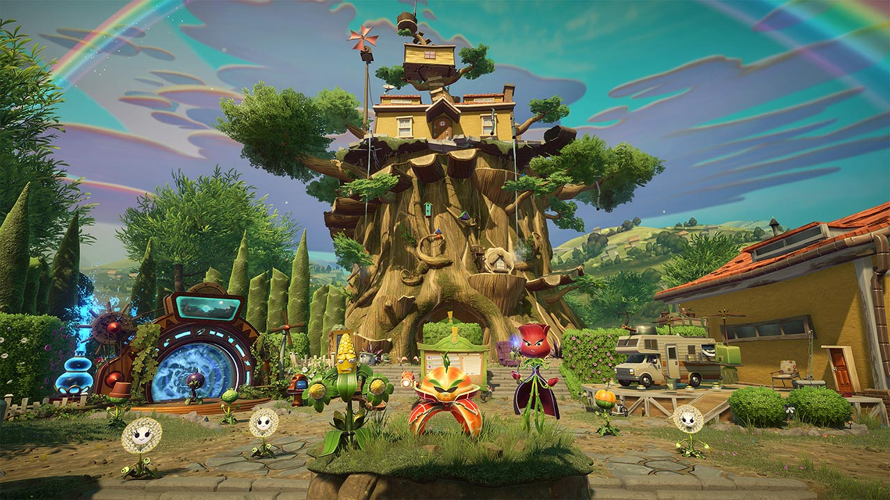 Beautiful Plants Vs. Zombies™ Garden Warfare 2: Standard Edition On PS4 | Official  PlayStation™Store US Awesome Design