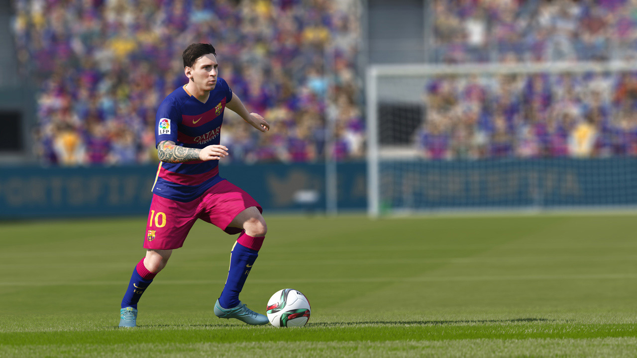 EA SPORTS™ FIFA 16 on PS4 | Official PlayStation™Store US