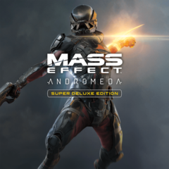 Mass Effect™: Andromeda Super Deluxe Edition Pre-Order