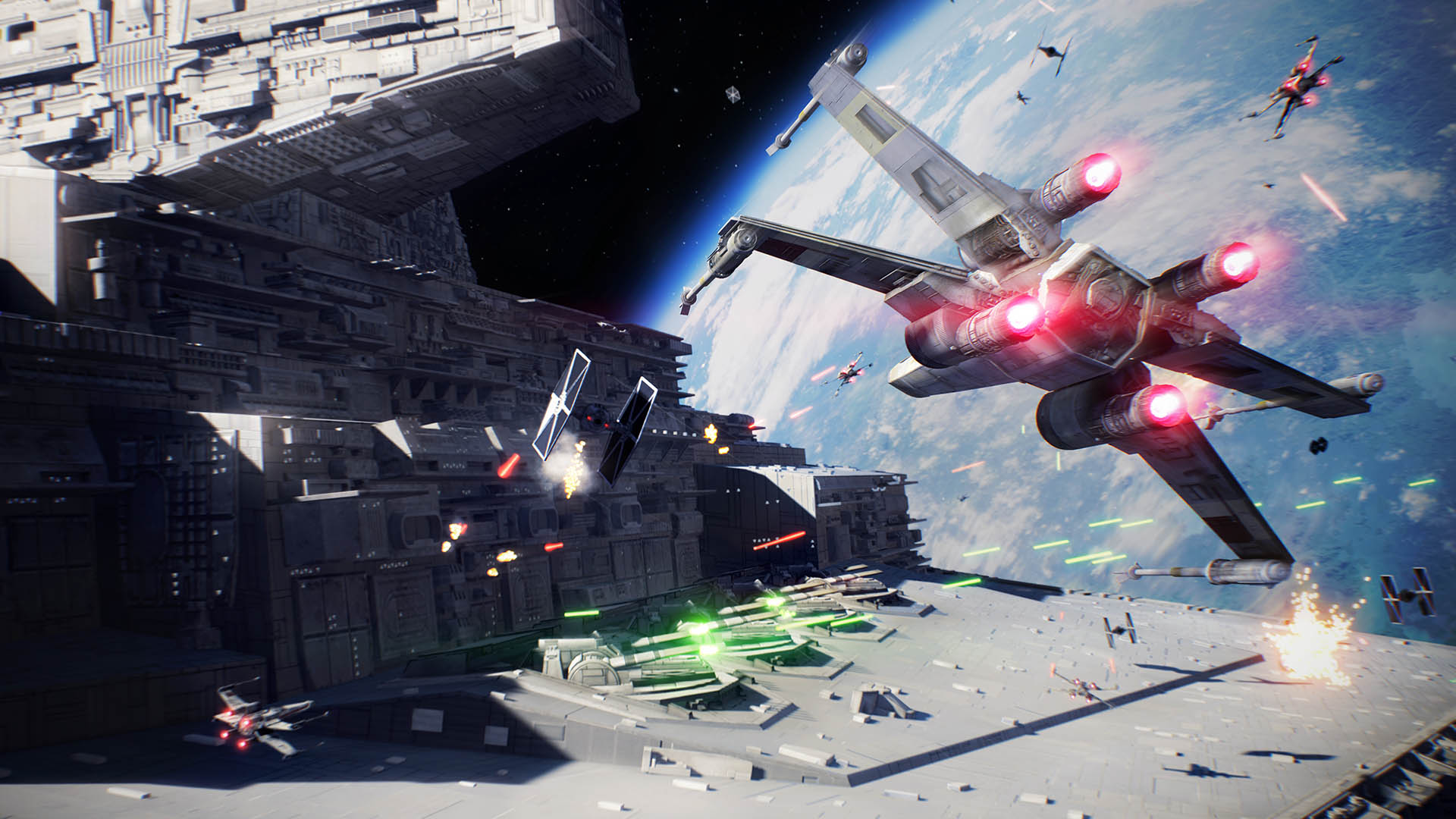 Image result for STAR WARS: BATTLEFRONT 2