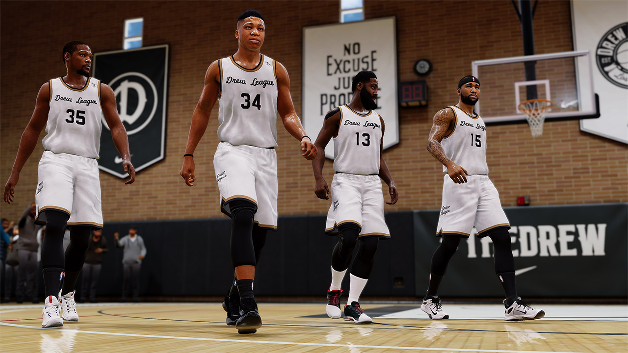 NBA Live 18 Review image 3