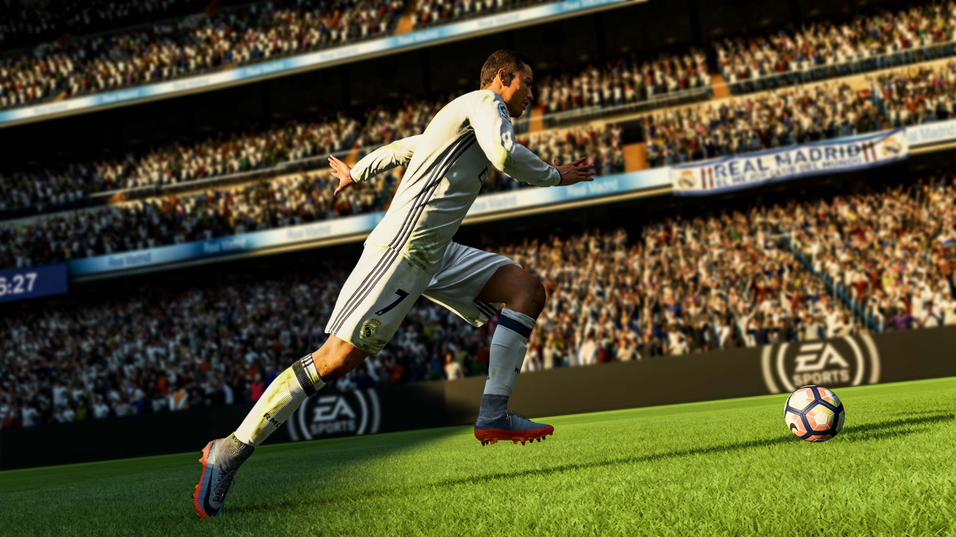FIFA 18 on PS4 | Official PlayStation™Store US