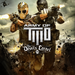Army of TWO™ The Devil's Cartel 제품판