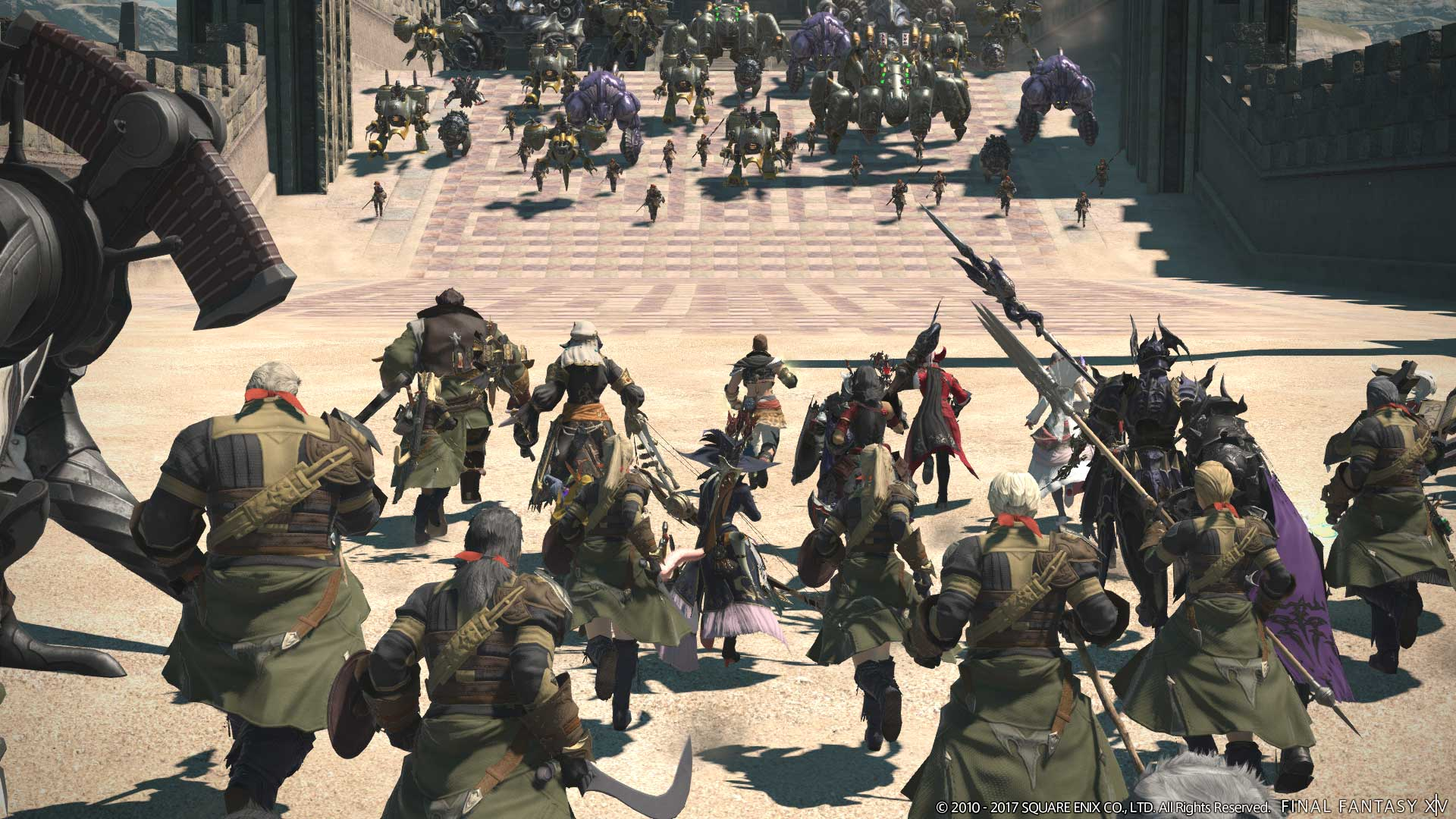 how to download final fantasy xiv online starter edition