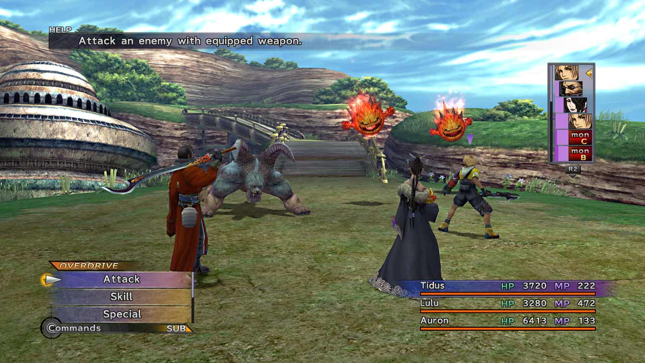 Kết quả hình ảnh cho Final Fantasy X X-2 HD Remaster