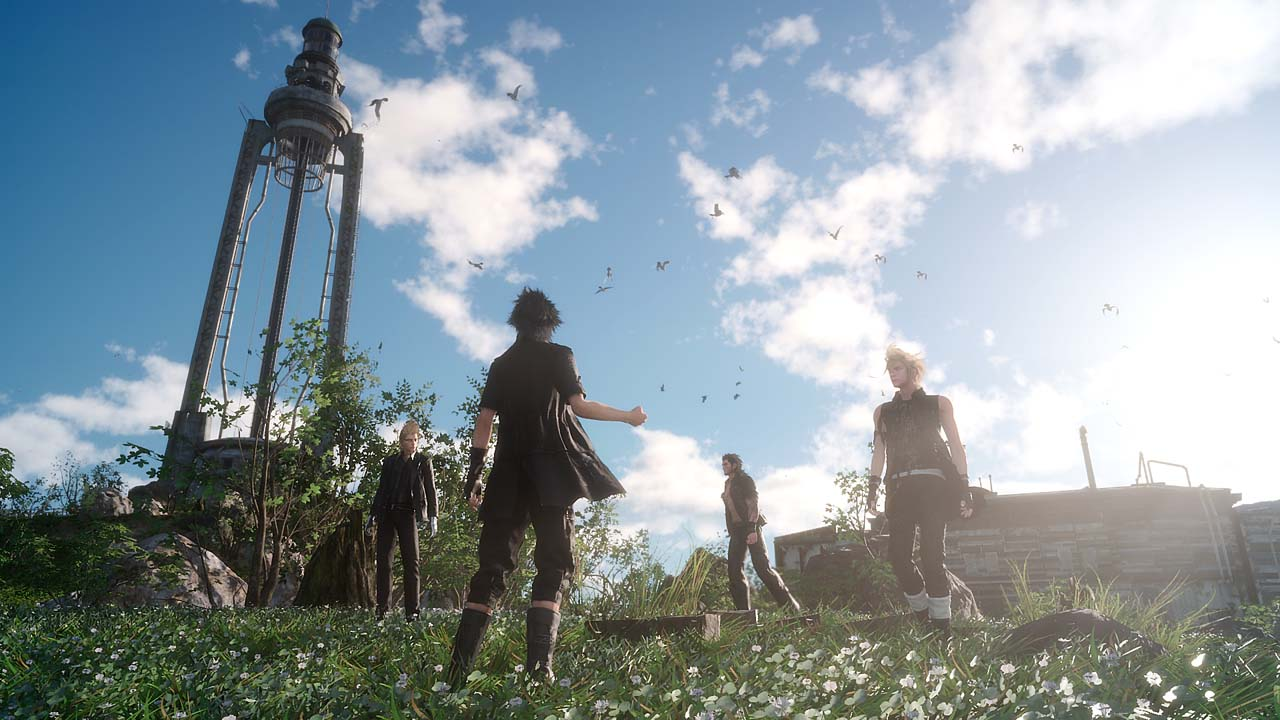 Final Fantasy XV PC Release Confirmed