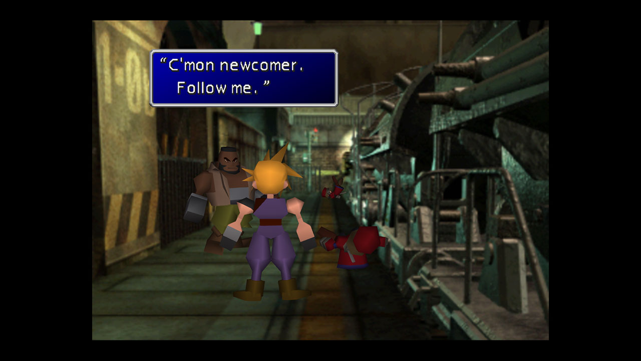 FINAL FANTASY® VII on PS4 | Official PlayStation™Store US