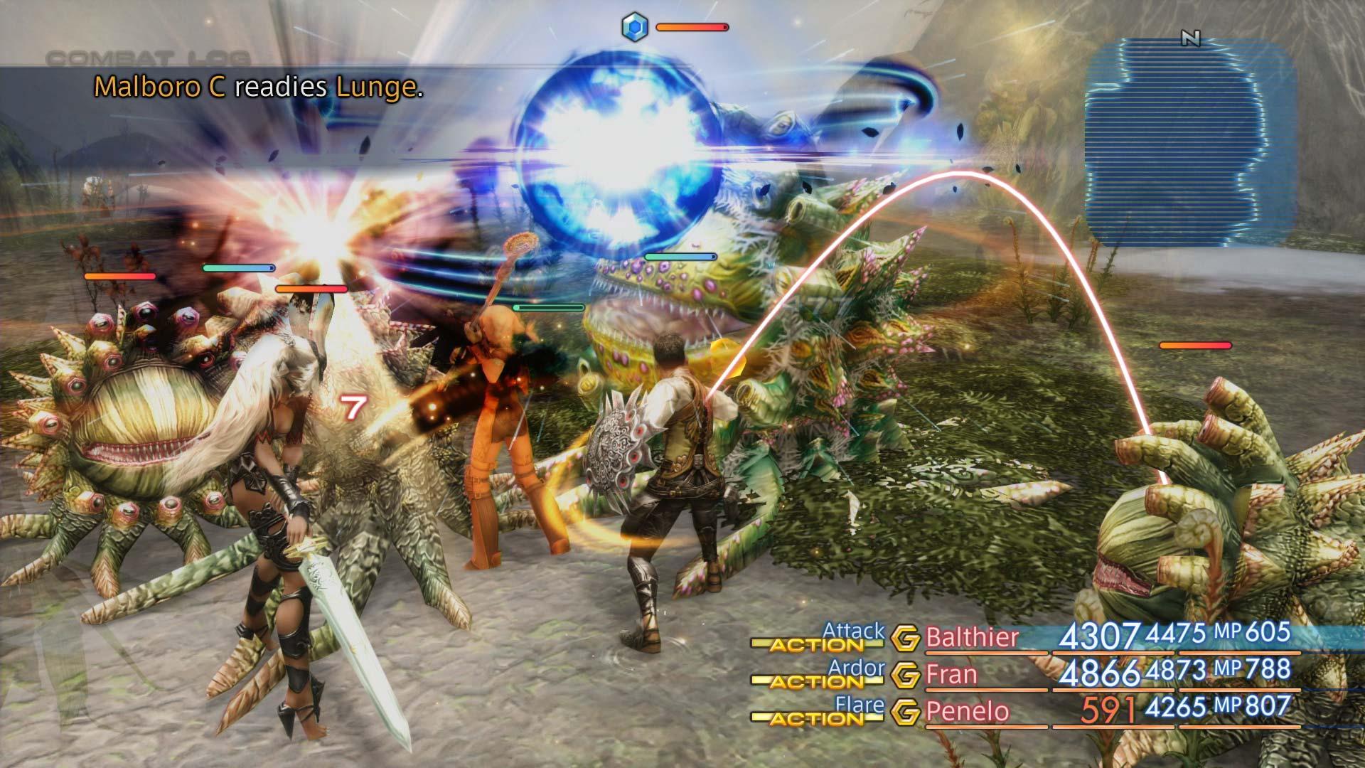 Resultado de imagem para Final Fantasy XII: The Zodiac Age