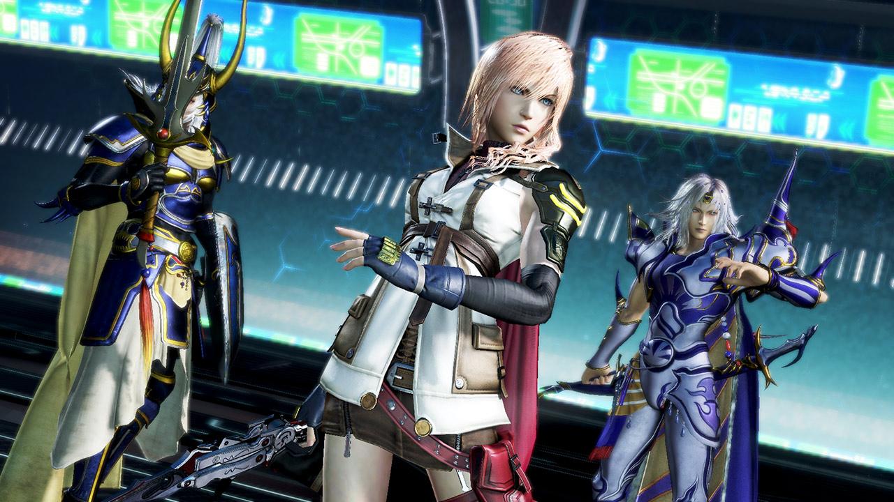 Dissidia Final Fantasy NT Install Size Screenshot