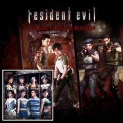 Resident Evil: Deluxe Origins Bundle