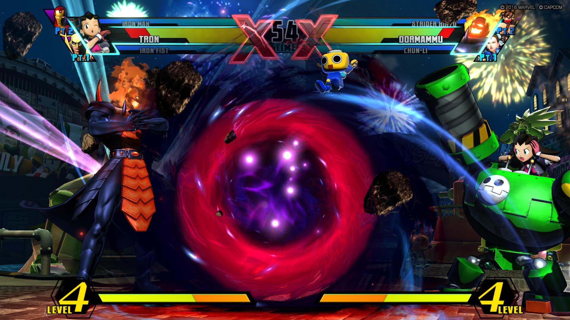 Rumor: Marvel vs Capcom Infinite roster leaked : Games