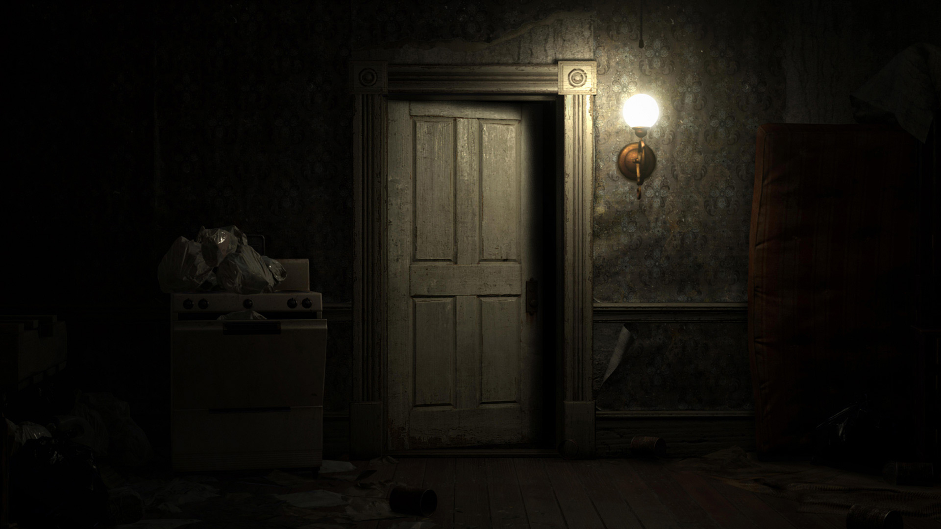 Resident Evil 7 Teaser Demo Beginning Hour on PS4
