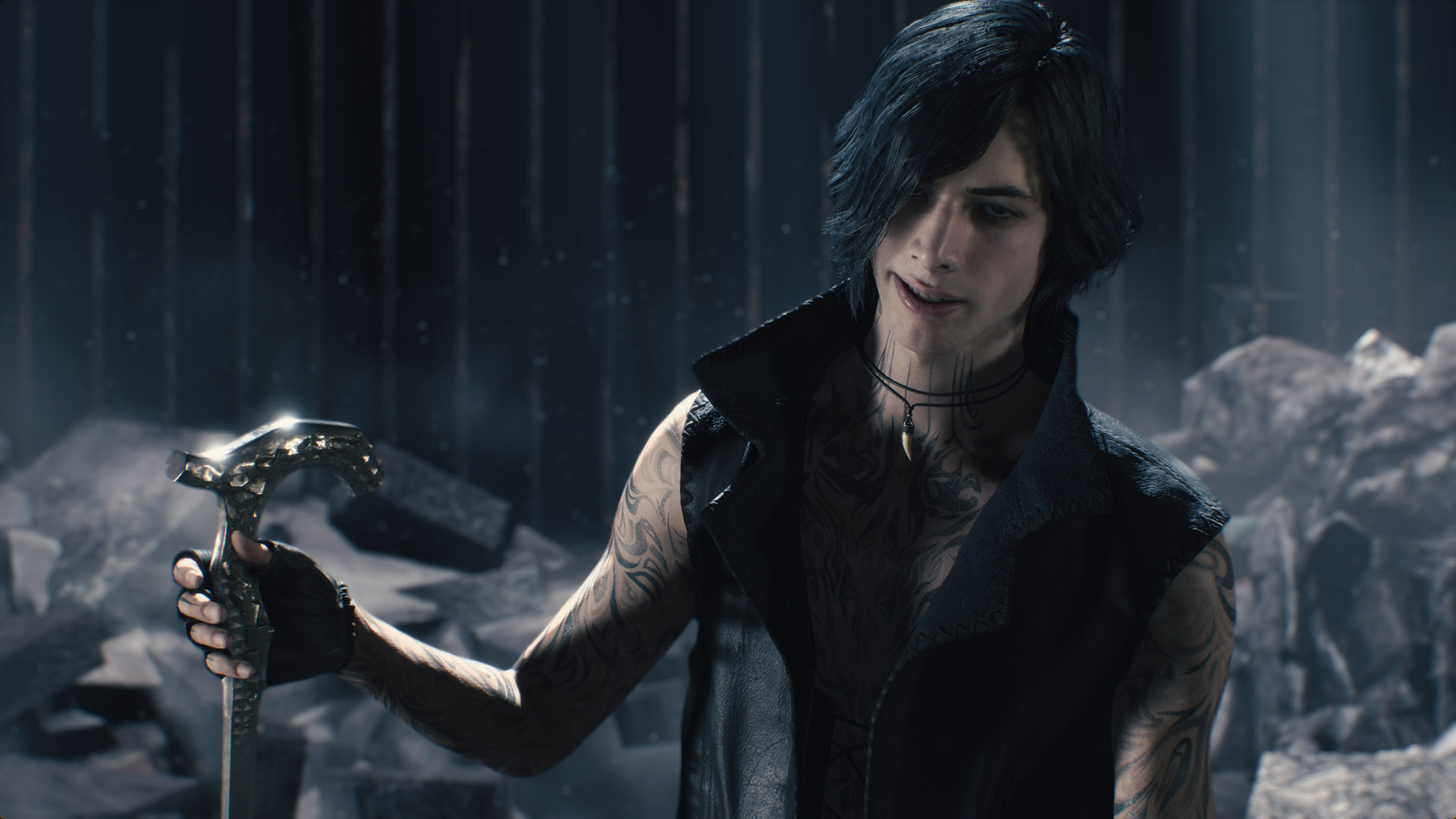 Скриншот №2 к Devil May Cry 5 + Vergil