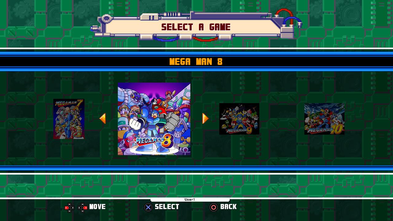 Kết quả hình ảnh cho Mega Man Legacy Collection