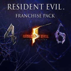 Resident Evil Franchise Pack