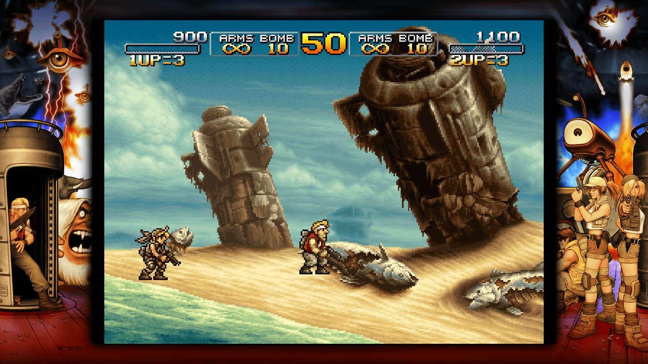 metal slug 3 - Ps4 Video Games