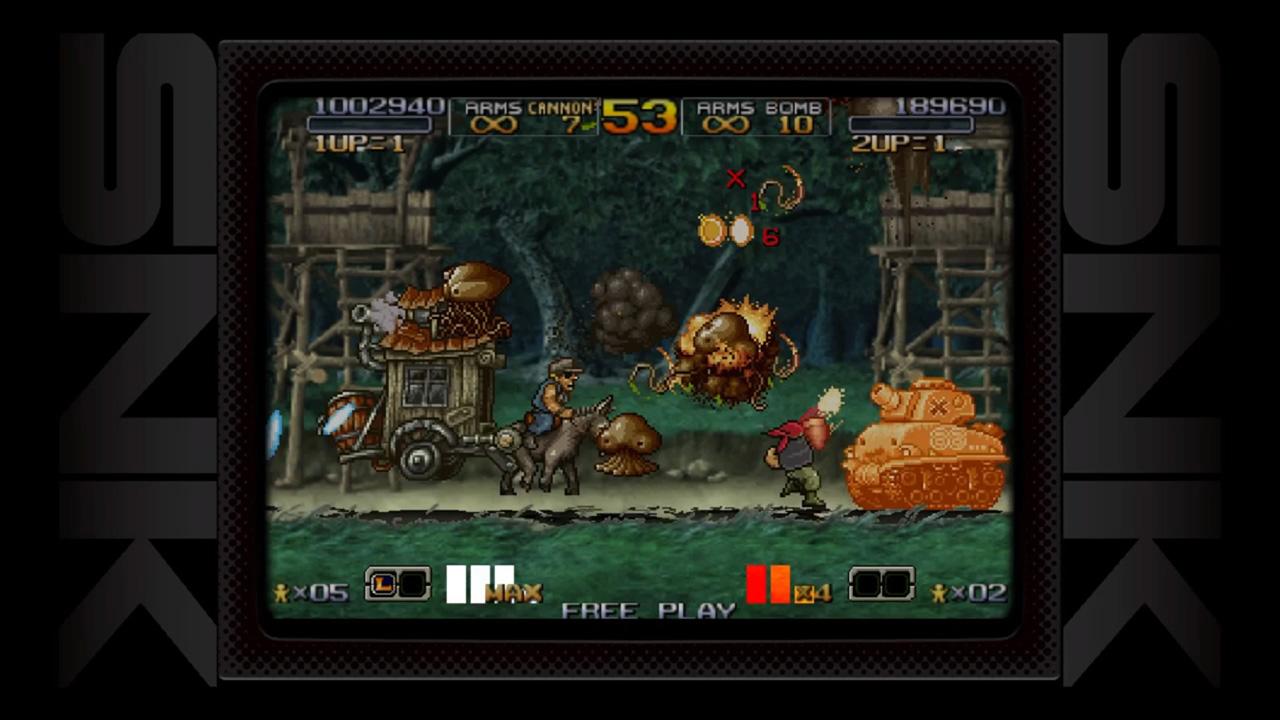 metal slug anthology - Ps4 Video Games