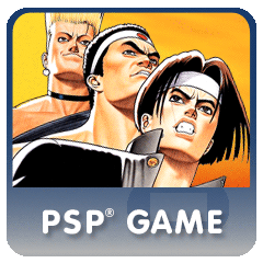 THE KING OF FIGHTERS '94 PSP®