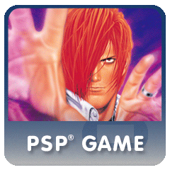 THE KING OF FIGHTERS '96 PSP®